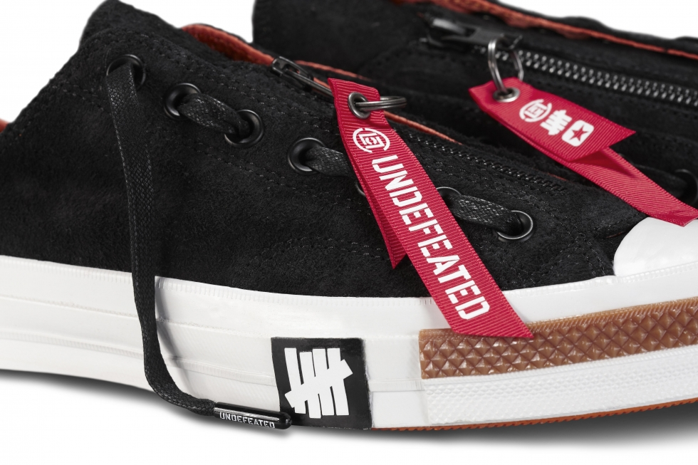 Undefeated X CLOT X Converse Chuck