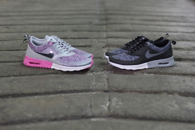 Nike Wmns Air Max Thea Quot Polka Dots Quot Pack Detailed Look