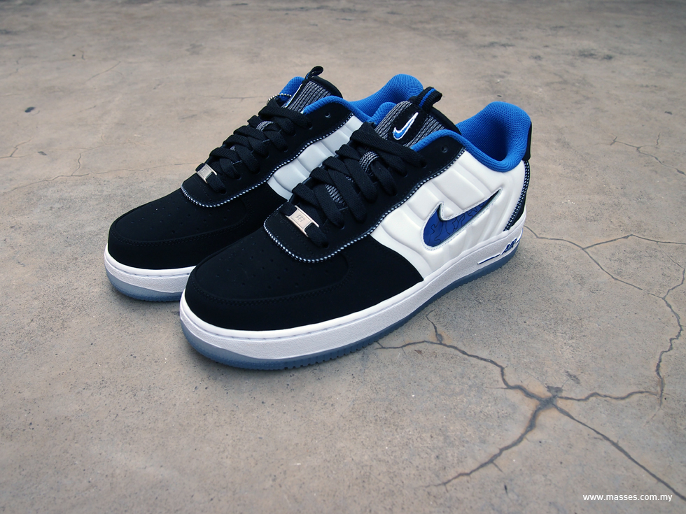 "0d39d21570 Nike Air Force 1 Low CMFT ""Penny Hardaway"" - MASSES"