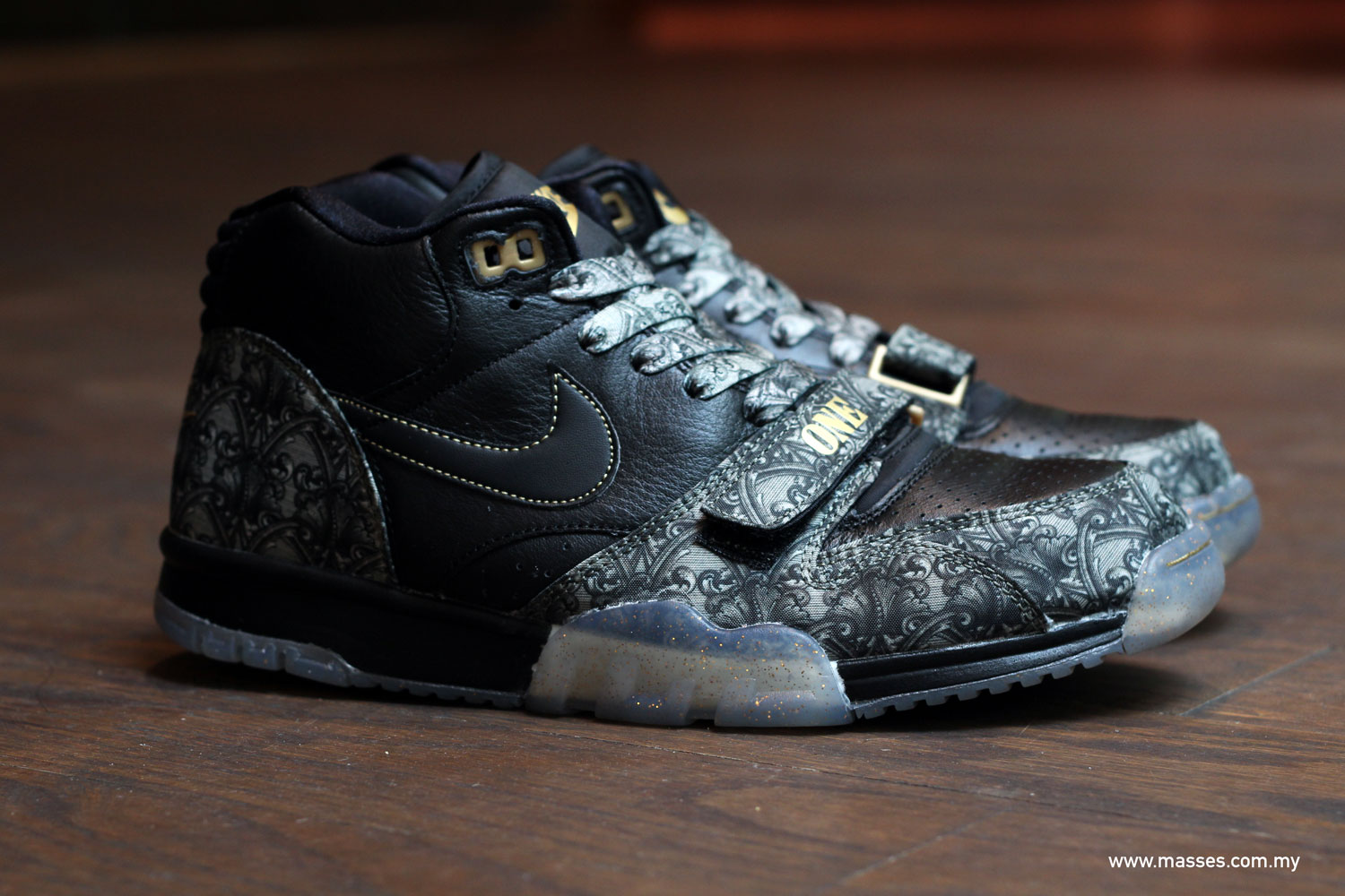 "on sale 71228 67b1d ... Air Trainer 1 Mid Premium Quickstrike ""Paid In Full"". IMG 0088"