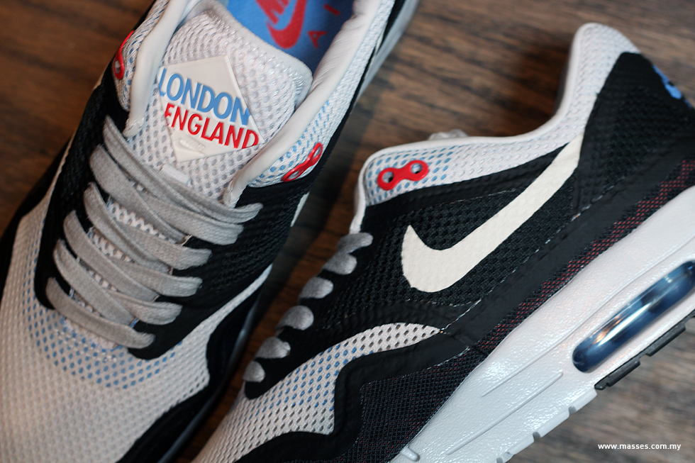 Nike Air Max 1 Breathe London City Pack Detailed Look Masses