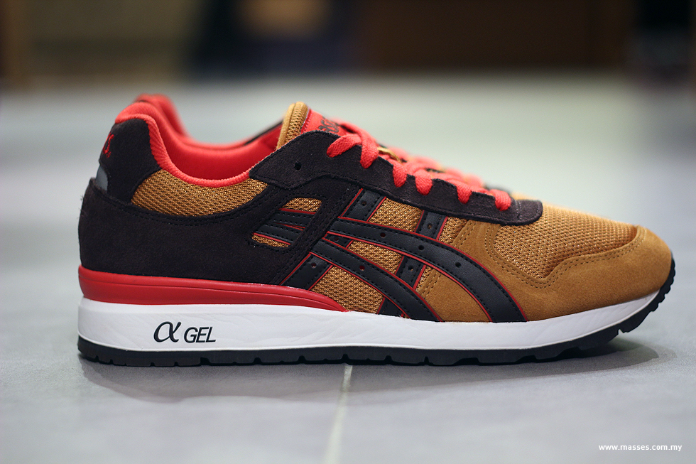 7e3d002df6c3 This pair is now available at selected Asics retailers like Crossover  Concept Store and Hundred%. The pair will be going for RM369. asics GT II  tan brown