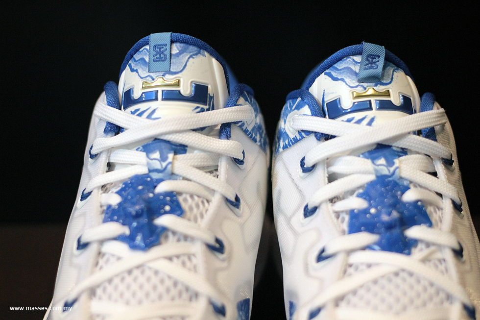 Nike Lebron 11 Low China Detailed Look Masses