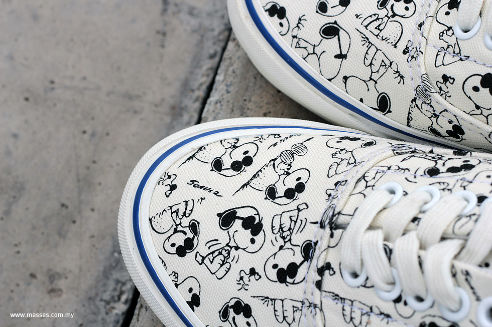147fd84b10 Vault by Vans x Peanuts Collection Detailed Look - MASSES