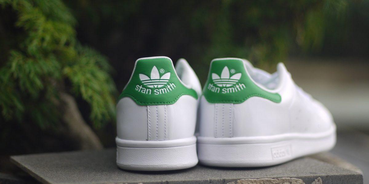 Stan Smith Green Tab