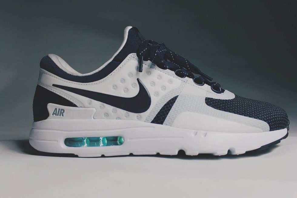 Nike Air Max Zero Nike Air Max Zero qs Detailed