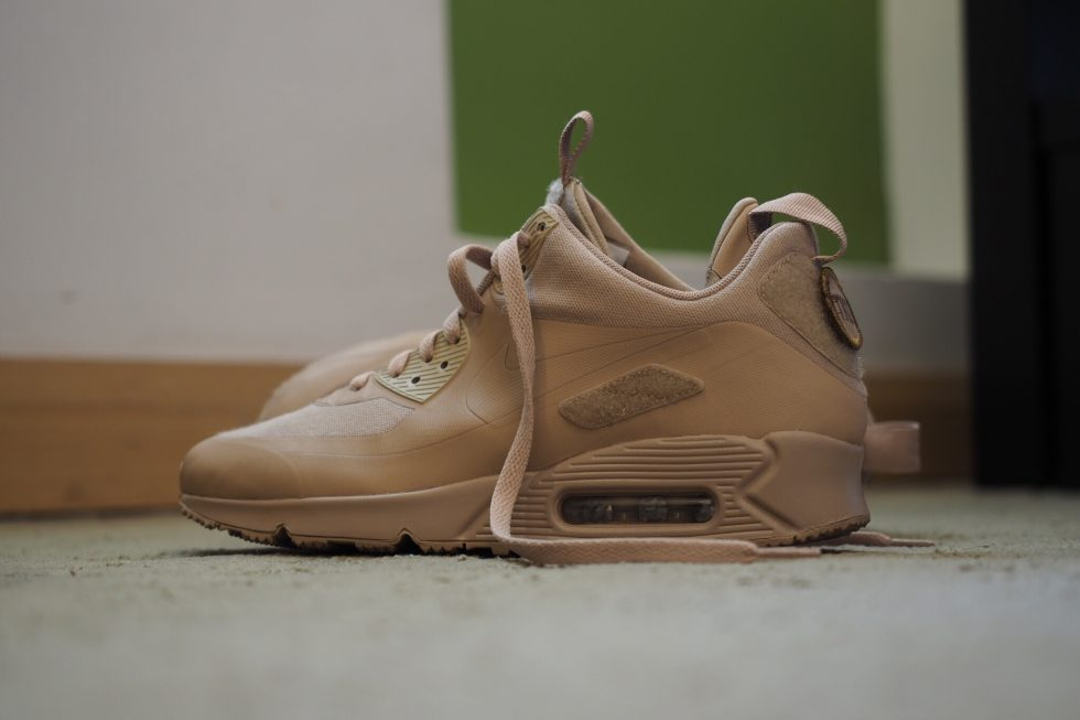 nike air max 90 sneakerboot sp sand