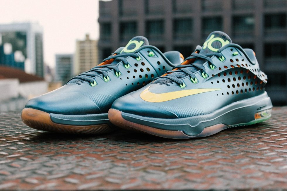 newest 67576 eb2d9 Kevin Durant's Nike KD 7 Elite