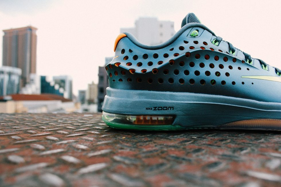 newest 1fb89 a707f Kevin Durant's Nike KD 7 Elite