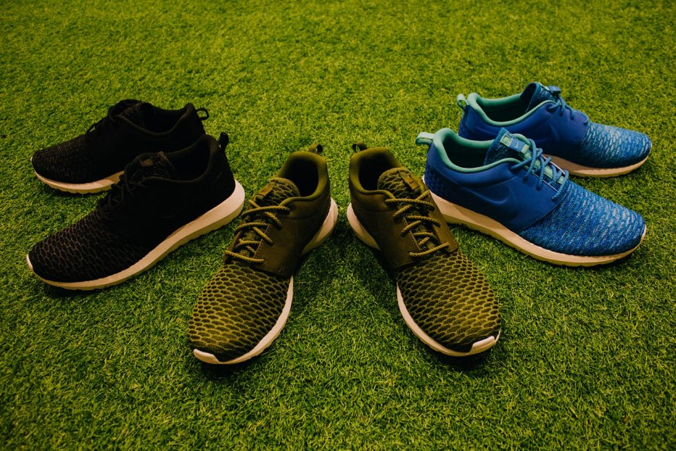 Nike Roshe One Flyknit Premium Damen