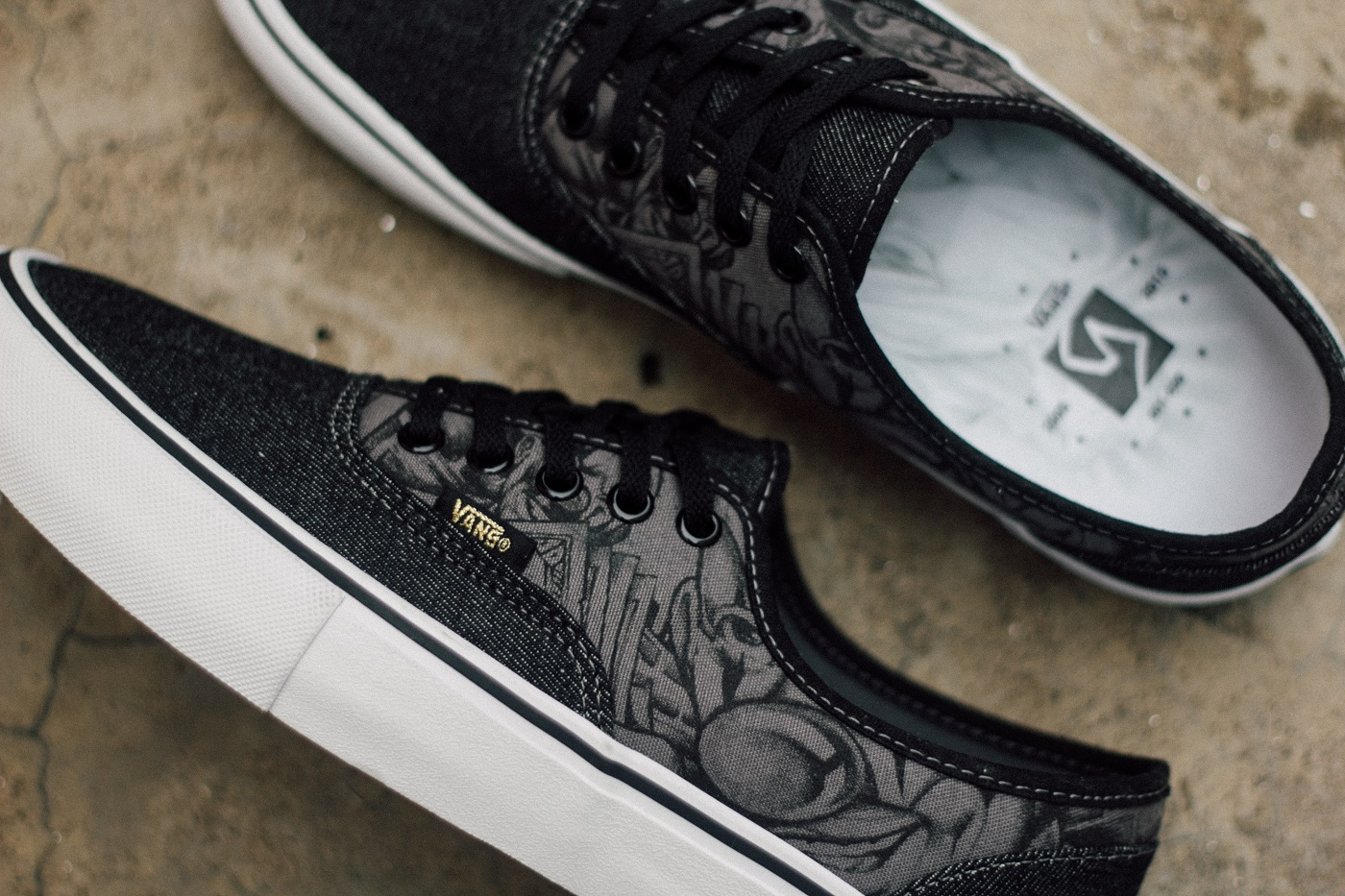 365ff97520 Mister Cartoon x Vans Syndicate Authentic