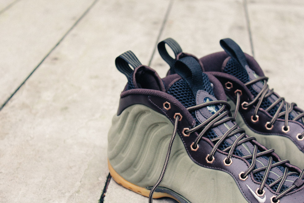 """7cab67afe06d7c Nike Releasing the Foamposite One """"Olive"""" - MASSES"""