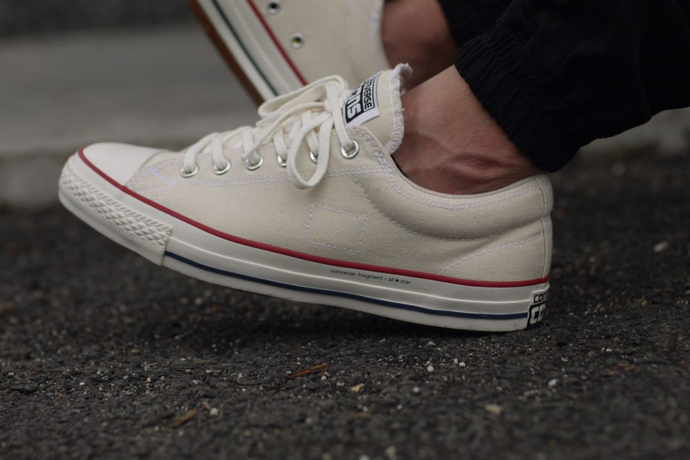Fragment Design X Converse Cons CTS Ox