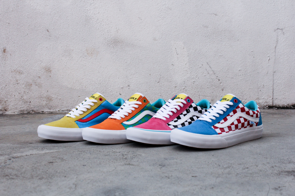 0fd8cf68415a Vans X Golf Wang - MASSES
