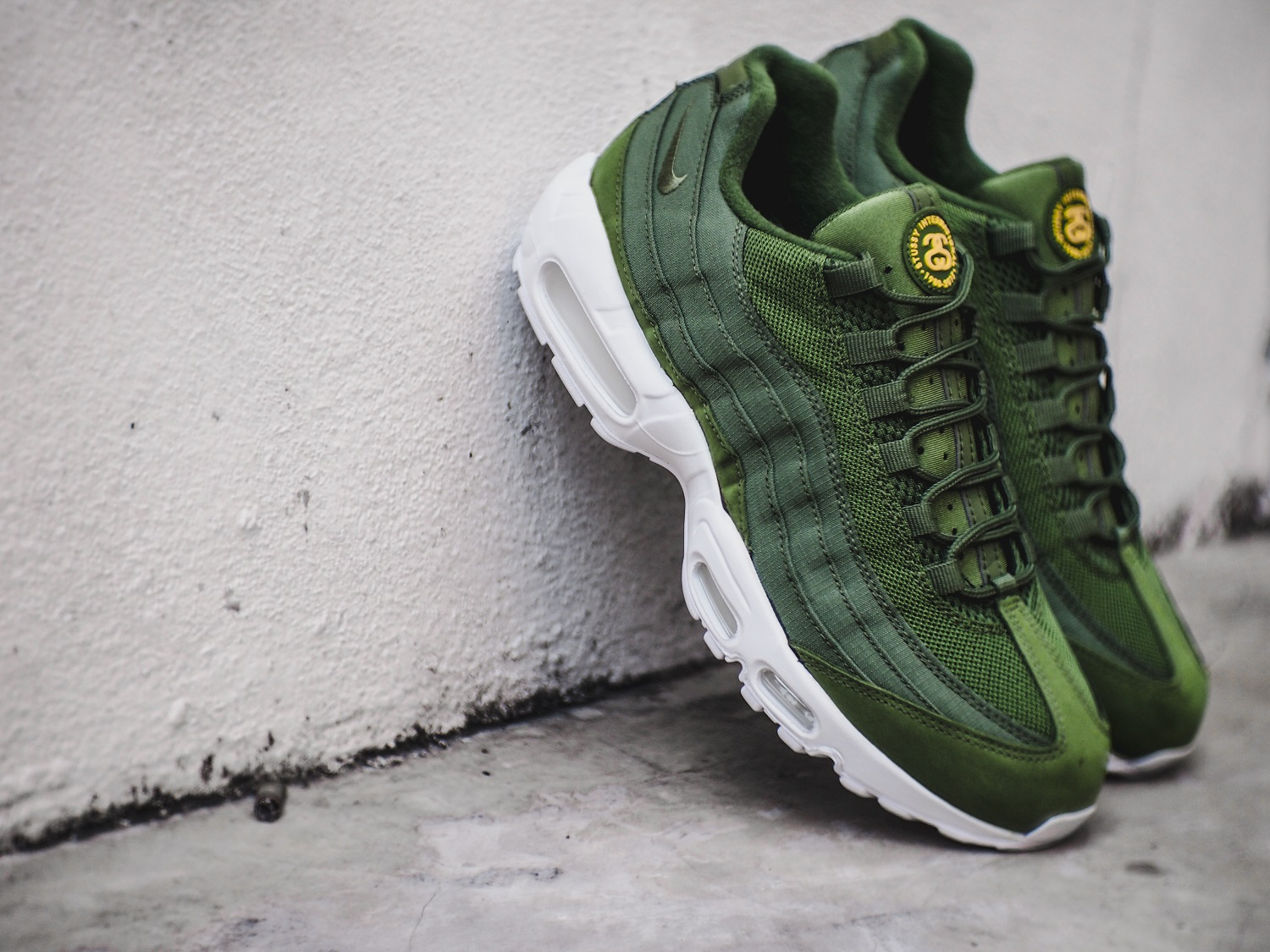 Air Stussy Max X Nike Pack MASSES 95 qpaTEZnp4