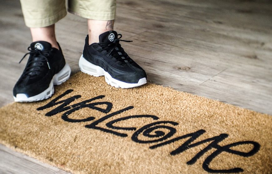 info for 35ee5 f045f Stussy x Nike Air Max 95