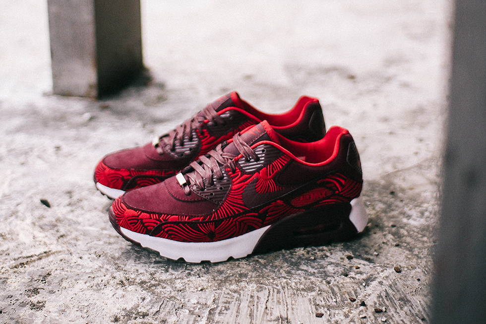 separation shoes fed22 8644b Nike Air Max 90 Pays Tribute to Shanghai