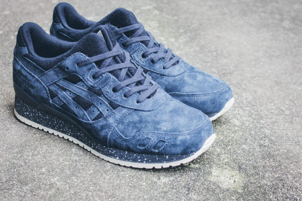 more photos 558d4 e0f48 Reigning Champ X Asics Tiger Gel Lyte III Pack - MASSES
