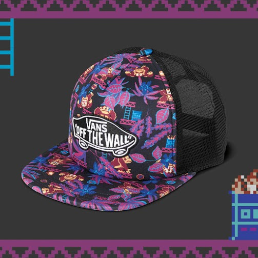 9dbfea10028 Nintendo X Vans Apparel Collection - MASSES