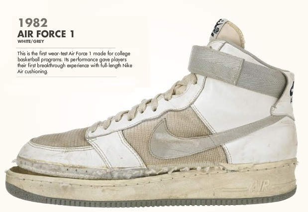 dd50b0e87023 HISTORY101  Nike Air Force One - MASSES