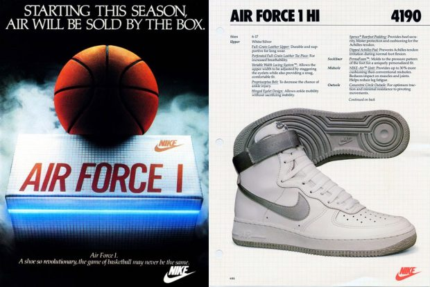 the latest 648c7 3599c img-20161104-wa0003. In 1986 Nike updated the AF1 ...