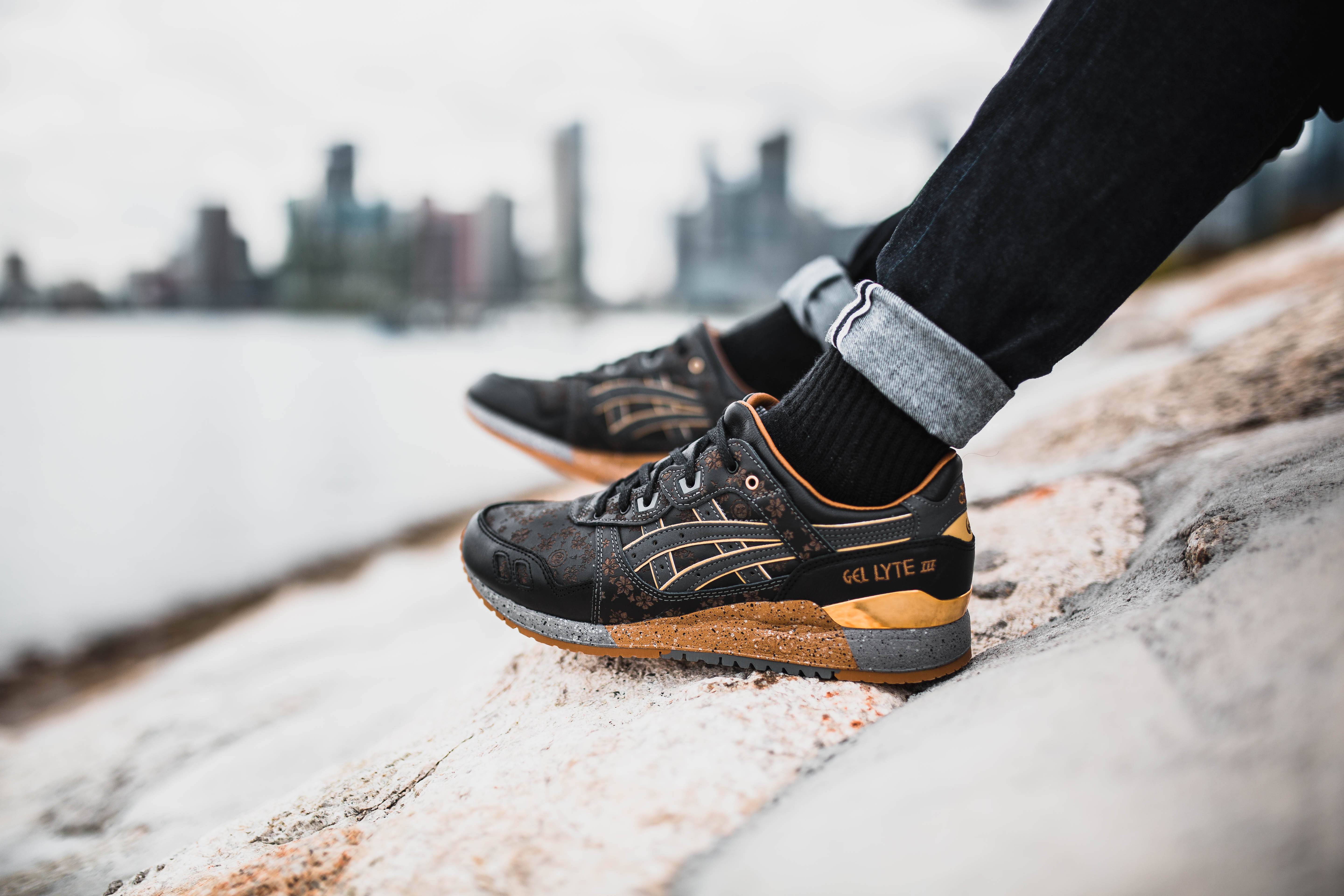 the latest 53e49 9ab7e LIMITED EDT X ASICS GEL-LYTE VANDA PACK - MASSES