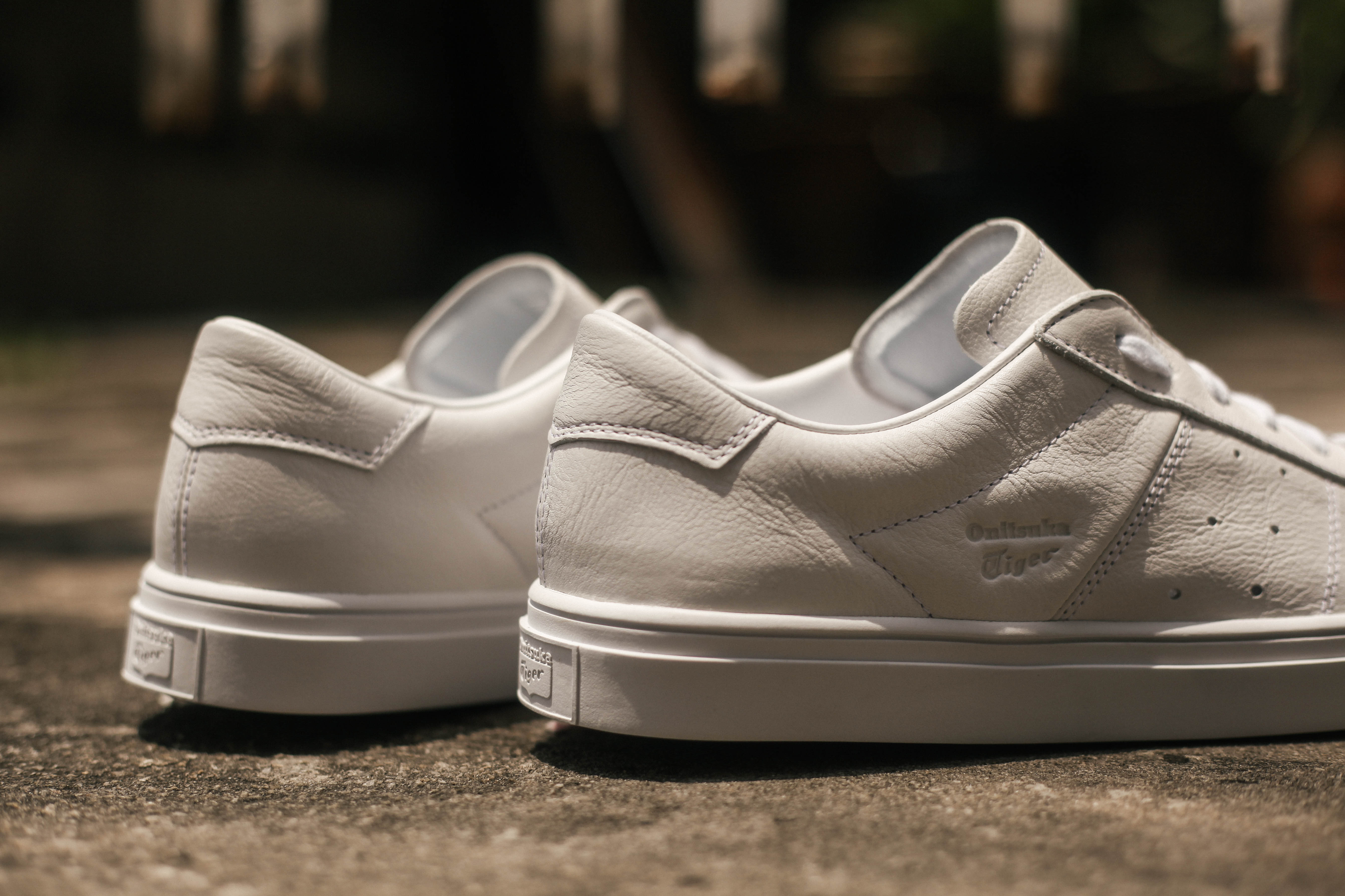 watch e7639 a2691 Onitsuka Tiger Revamps Their Classic LAWNSHIP Model - MASSES