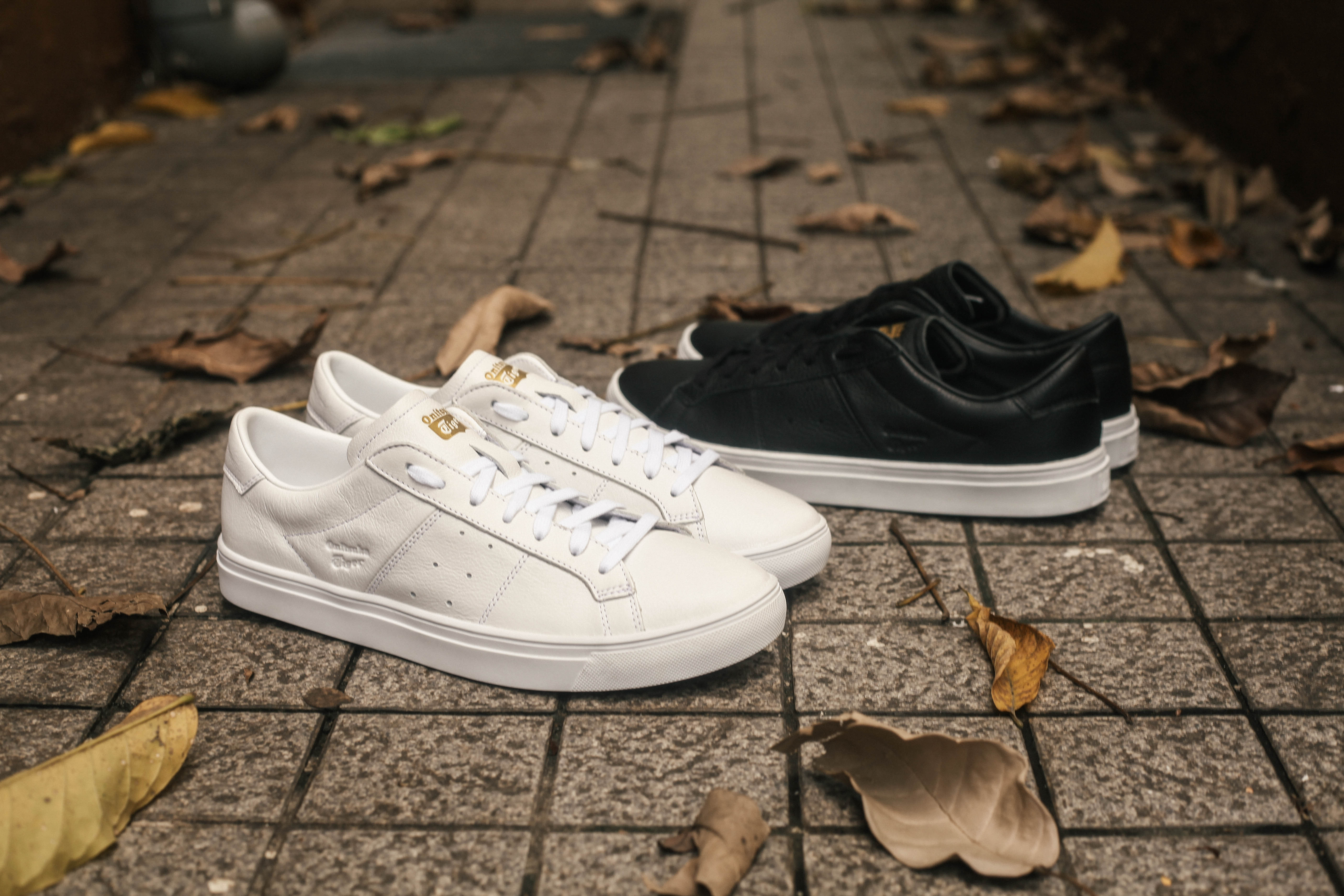 watch b7a5c 3e181 Onitsuka Tiger Revamps Their Classic LAWNSHIP Model - MASSES