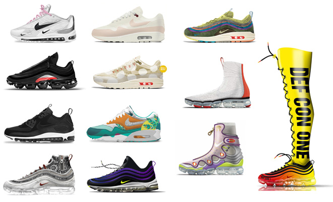 info for 68219 a4eba Get To Know Nikes 2017 RevolutionAIRS - MASSES