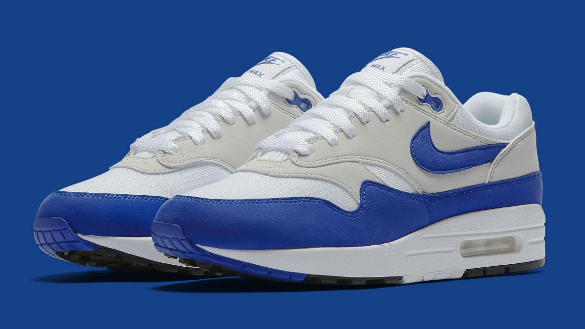 the best attitude b0b15 99ac6 The Nike Air Max 1 Anniversary