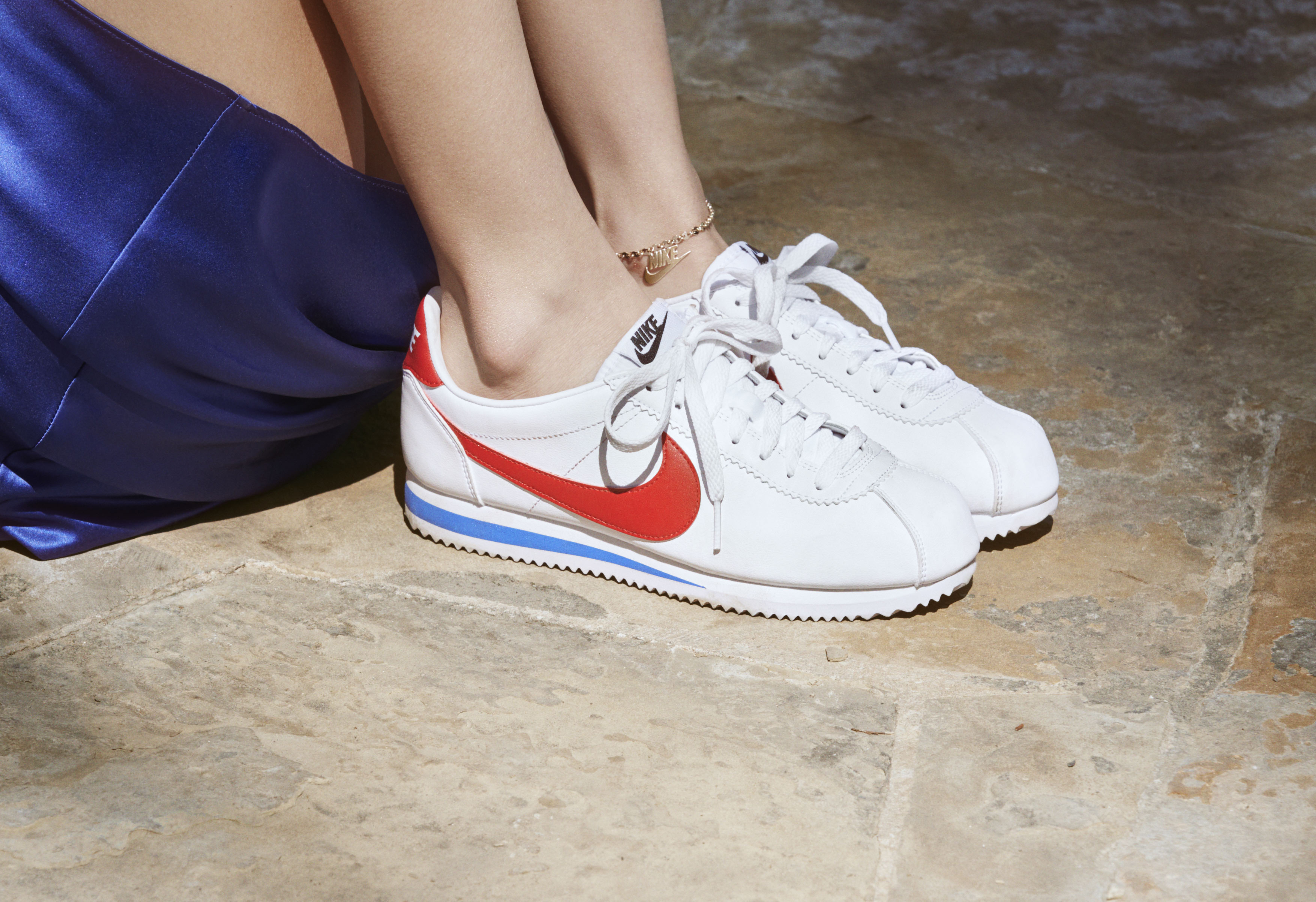 new style 021ae 467e8 CELEBRATING 45 YEARS OF NIKE CORTEZ IN SPORT, STYLE AND CULT
