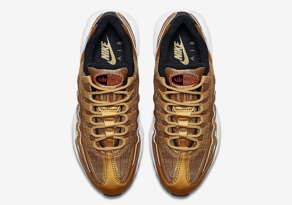 Nike Lanza En La Air Max Gold Pack En Lanza Malasia Masas 12070d