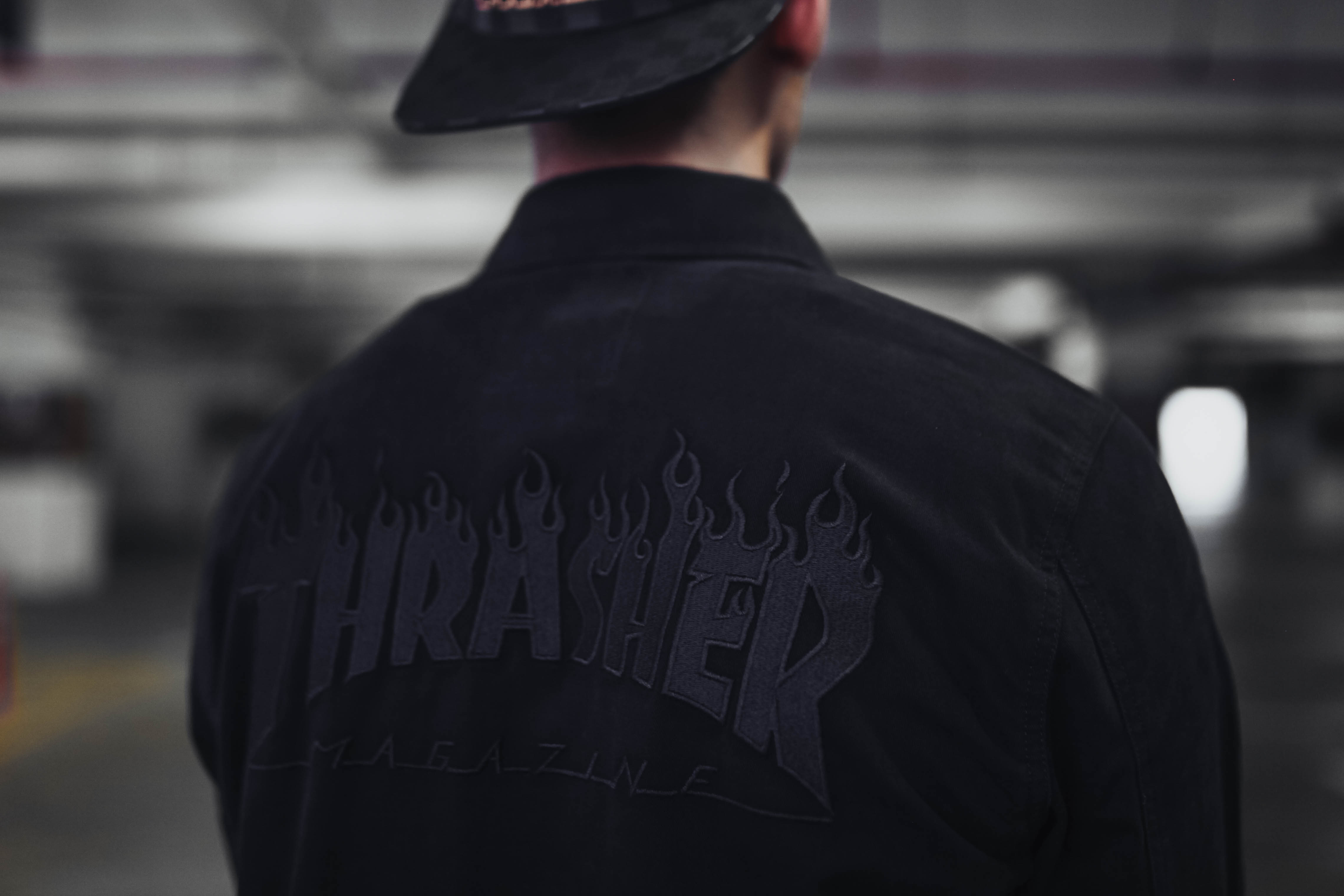 b55876a755 Our first look at Vans x Thrasher collection. - MASSES