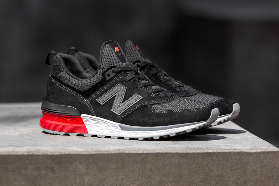 quality design 838db 374cb The redesigned New Balance 574 sport is a mashup of 2 ...