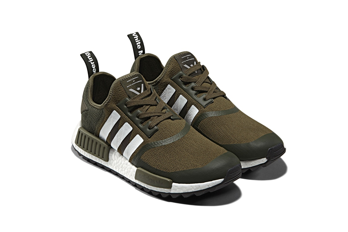 superior quality bef9f 29822 The adidas Originals x White Mountaineering Collection Finally Hits  Malaysia - MASSES