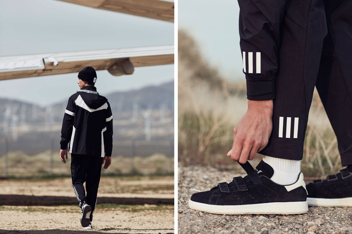 premium selection 012b3 f92c4 The adidas Originals x White Mountaineering Collection ...