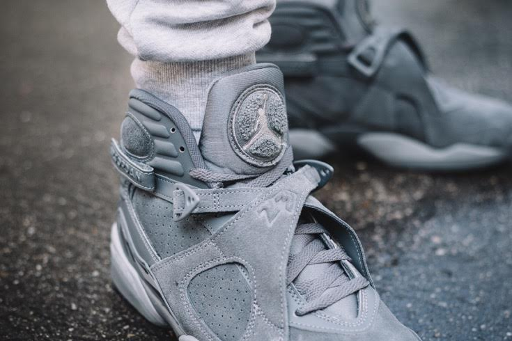 f35c074c192d1e ... france nike air jordan 8 retro cool grey masses e062c 96f57