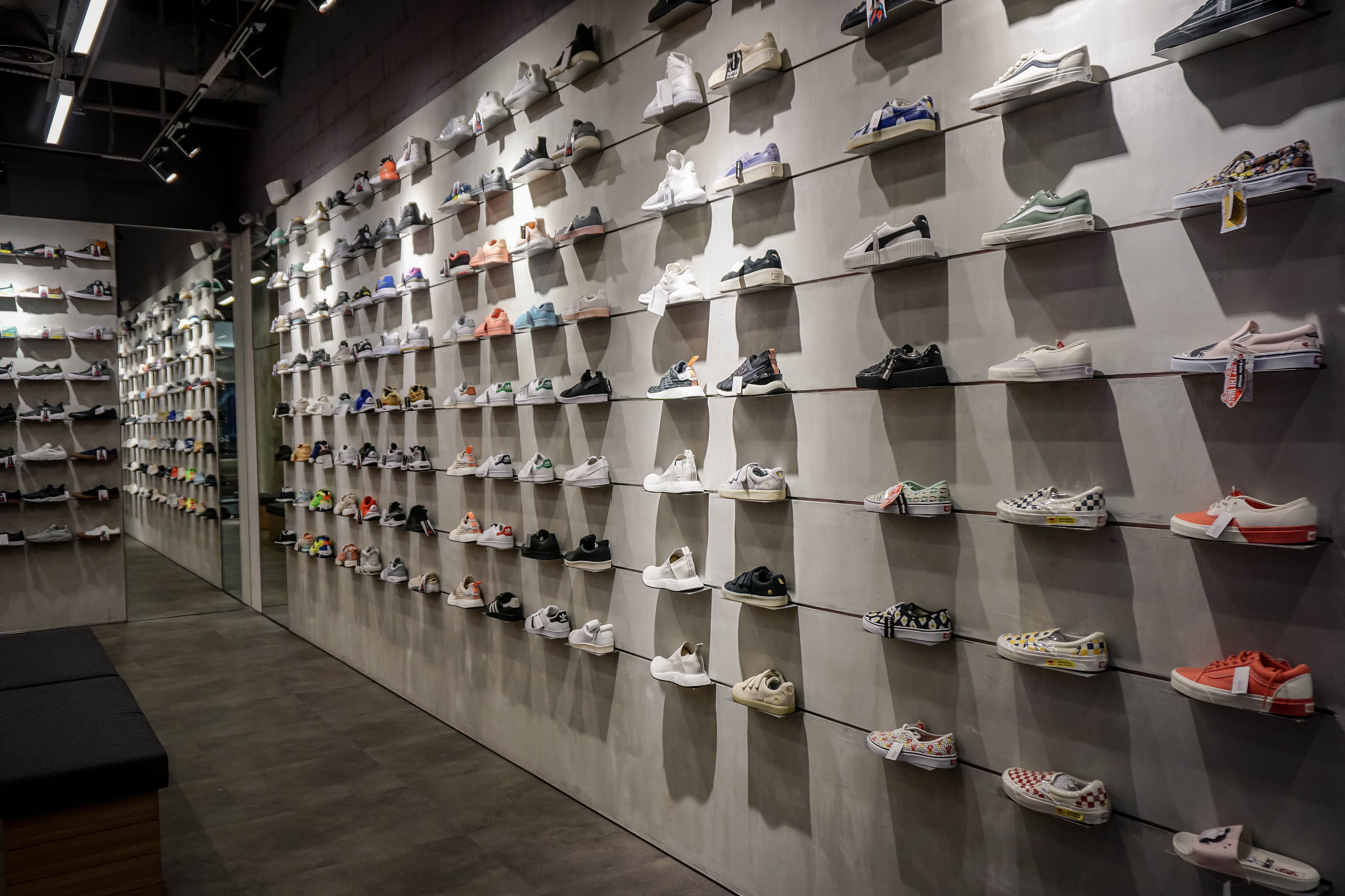 bec1baeee7 Sole What store has expanded! - MASSES