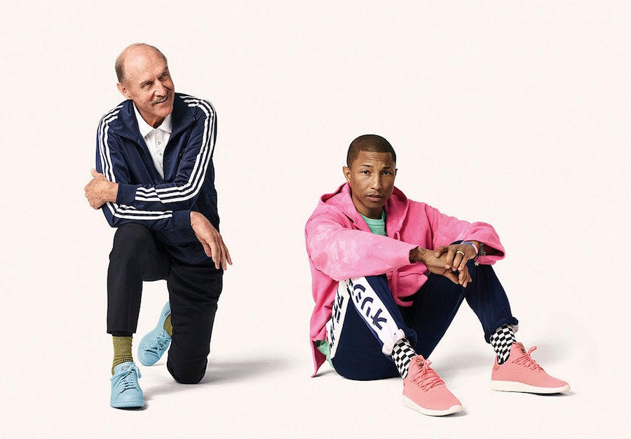 e61d95ba226 Pharrell x adidas Tennis Hu Icons Pack and the adidas Originals Stan Smith  Icons Pack huge release gets a pastel makeover. - MASSES