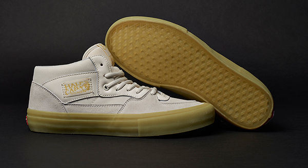 3a3e03a561 Vans And Pyramid Country Half Cab Pro Skate Shoe Glows In The Dark - MASSES