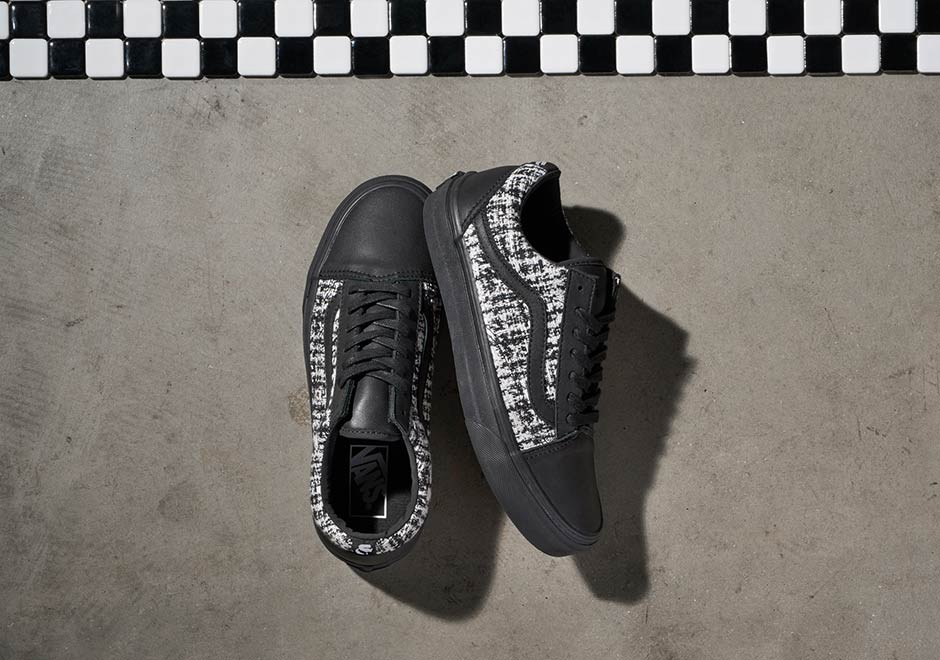 d93f4101a2e907 Vans and KARL LAGERFELD unveil Fall 17 collection - MASSES