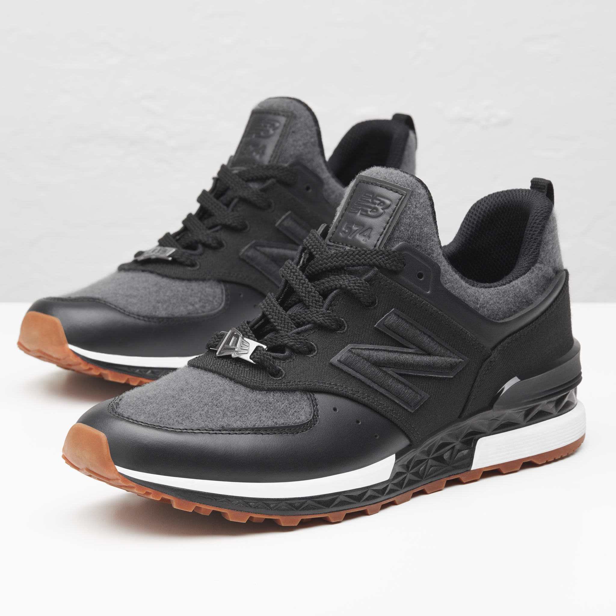 the best attitude ab418 40891 Two Iconic Streetwear Brands, New Era and New Balance Launch ...