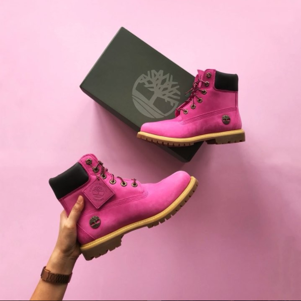 3f5acc4c2c8b Timberland s Latest Pink Boots In Collaboration With Susan G. Komen  Foundation To Support Breast Cancer Awareness Month - MASSES