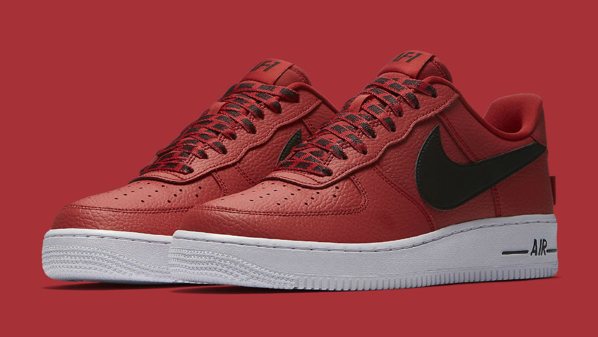 "ab7c4904c8278 Nike Celebrates Partnership With NBA Releasing Air Force 1 ""Statement Game""  Pack - MASSES"