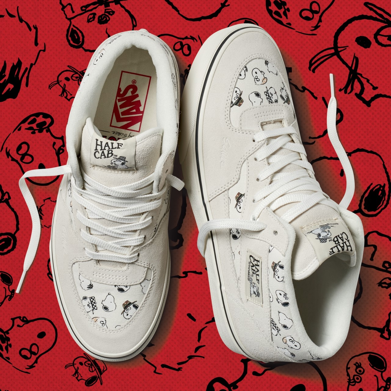 d5b7a58c5fa4ed Vans x Peanuts New Collection Are Iconic Charles M. Schulz s Original Comic  Illustrations - MASSES