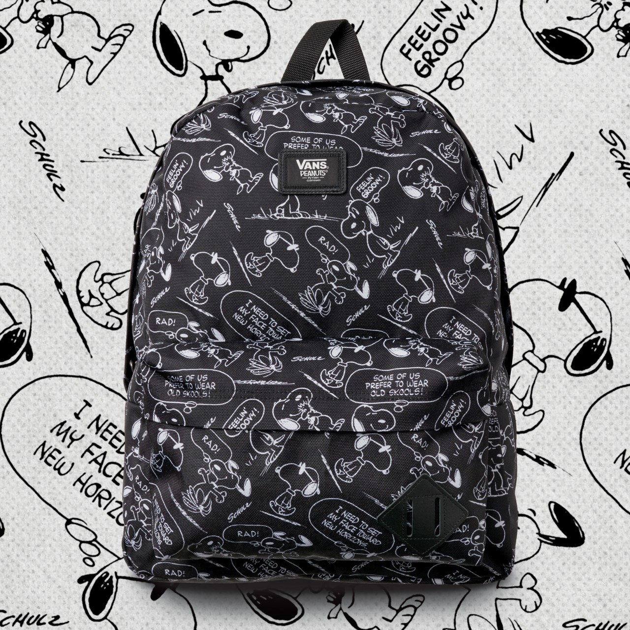 09e70733de Vans x Peanuts New Collection Are Iconic Charles M. Schulz s Original Comic  Illustrations - MASSES