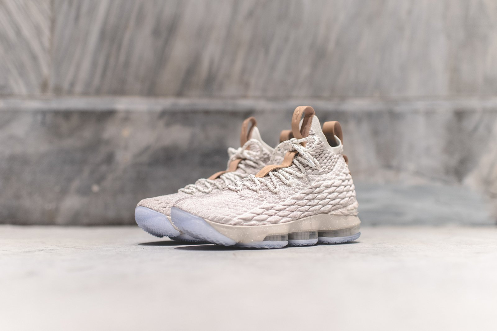 4d52c66d344 The Nike LeBron 15 Championed By The King Himself Dubs This Pair As His  Favourite Signature Model Yet - MASSES
