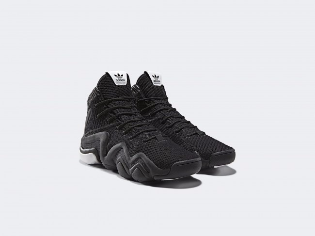 the latest 2d573 2d681 adidas Originals Faces of Crazy Campaign Relaunch Crazy Explosive Sneakers  - MASSES