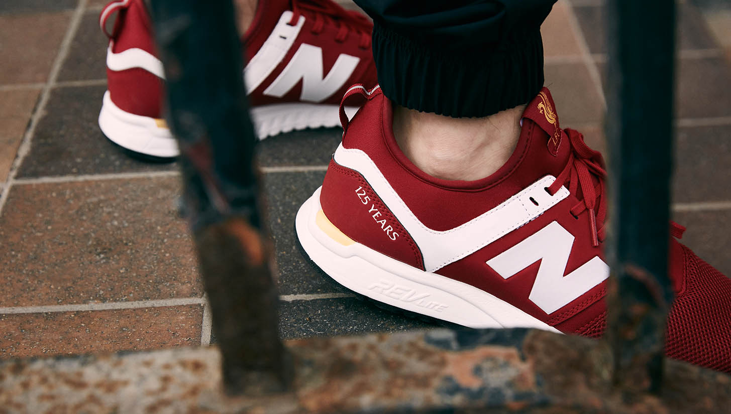 new balance 247 liverpool fc trainer