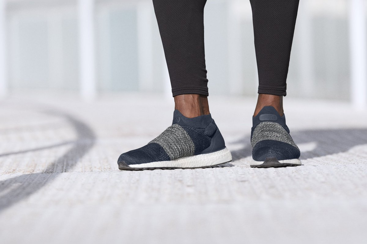 60766e433 adidas  First Ever Laceless UltraBOOST Running Shoes - MASSES